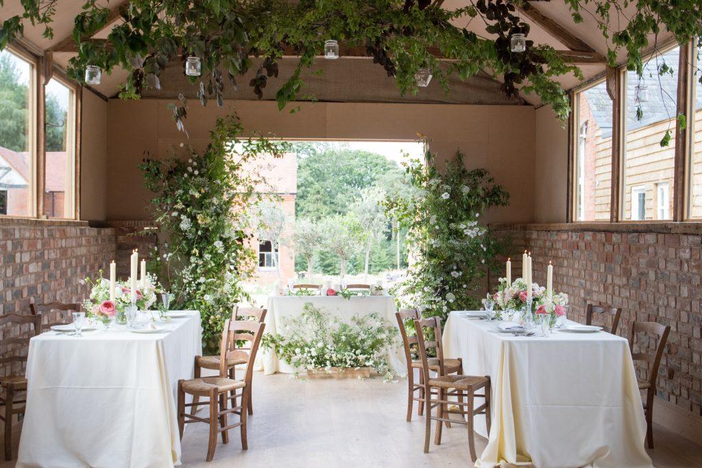 Small Intimate wedding flowers