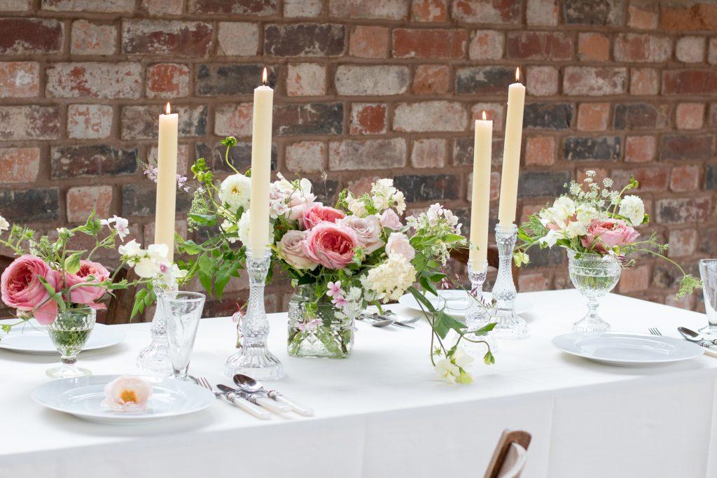 Wedding centrepiece idea