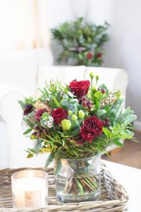 Bijoux Christmas Flowers collection
