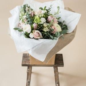 Birthday Flowers Gift Bouquet