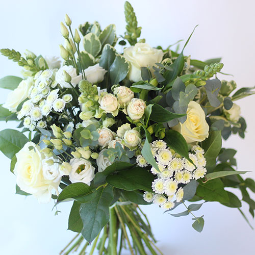 Purity Flower bouquet for delivery Bristol
