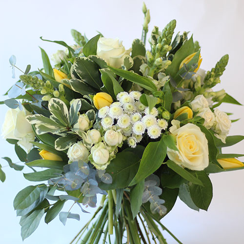 Sunshine gift bouquet for delivery Bristol