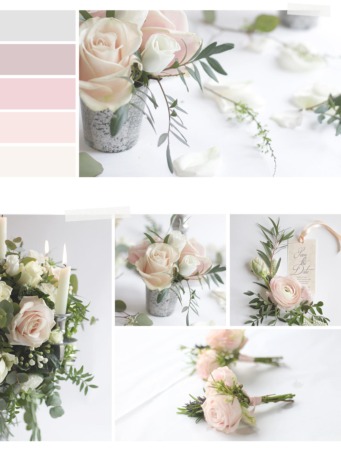 Luxury wedding florist